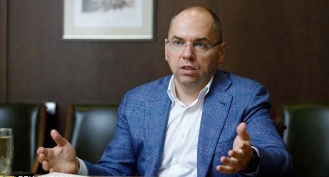 Степанов назвал напряженной ситуацию с COVID-19 в Украине