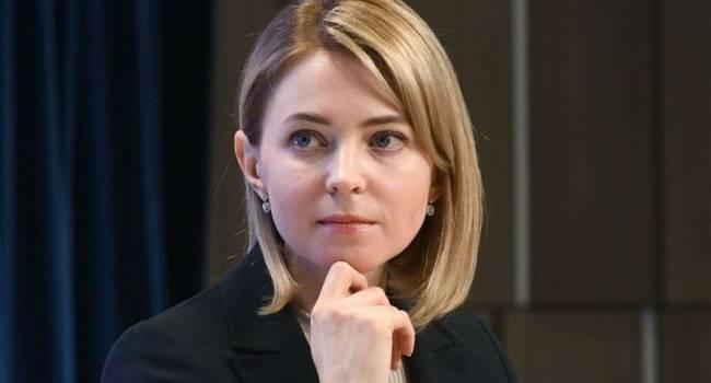 «Я хочу донести нашу правду»: Поклонская рвется в эфир украинских телеканалов