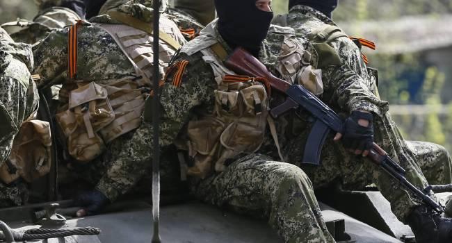 Офицер ВСУ: Говорить, будто бы сегодня в ОРДЛО 30 тысяч кадровых российских военных, неправильно