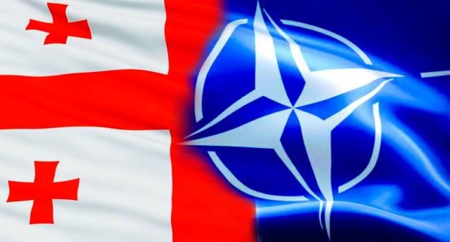 Грузия идет в НАТО без Украины? СМИ озвучили информацию о предоставлении Альянсом Тбилиси ПДЧ