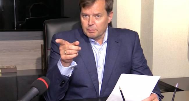 При молчаливом согласии «слуг» Балицкий может стать одним из первым лиц в Запорожской области