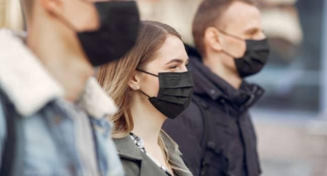 Богданов: в Украине набирает популярности движение «антимасочников»