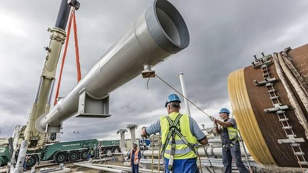 DW: Россия будет доплачивать Украине в связи со срывом «Северного потока – 2»