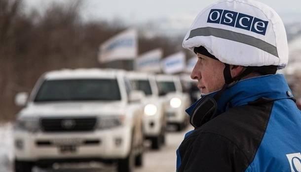 На Донбассе наблюдатели ОБСЕ за выходные зафиксировали более 160 нарушений перемирия