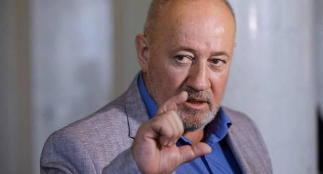 Чумак: Татаров играет в игру, которую затеяли Портнов, Медведчук и ОПЗЖ, направленную на то, чтобы дискредитировать Зеленского перед Западом