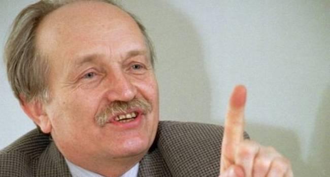 Журналист по полочкам разложил, почему в 1991-м даже с президентом Черноволом Украина не стала бы на путь Европы