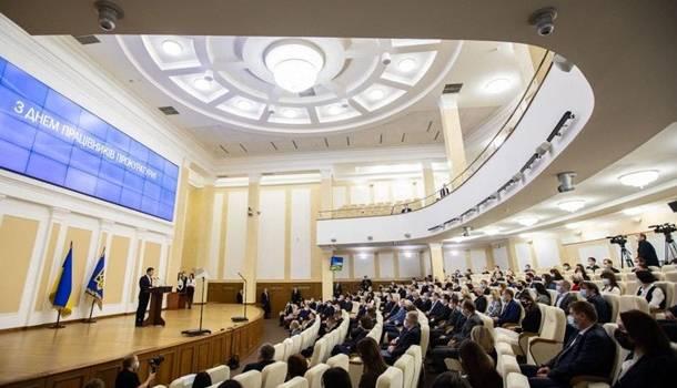 Зеленский пообещал скорое завершение реформы прокуратуры