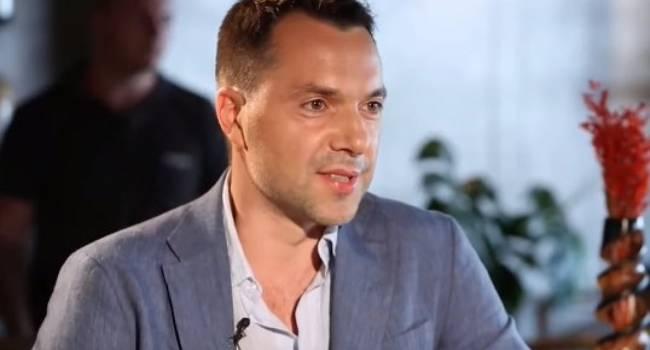 Арестович был назначен советником главы Офиса президента Украины Ермака
