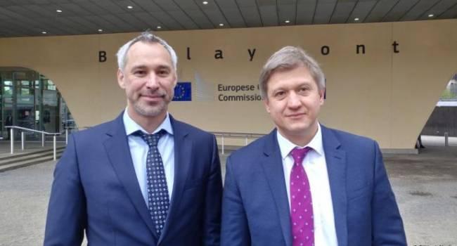 Блогер: Климкин, Данилюк и Рябошапка – это очередной Гриценко, а значит на выборах им светит не больше 2%