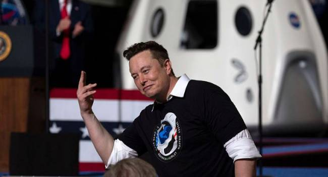 «Если нам повезет»: Илон Маск назвал сроки отправки людей на Марс