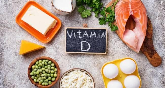 Медики назвали продукты с самым высоким содержанием витамина D
