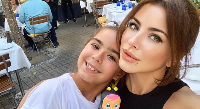 «Соня скоро станет ростом как вы»: Ани Лорак показала повзрослевшую дочь