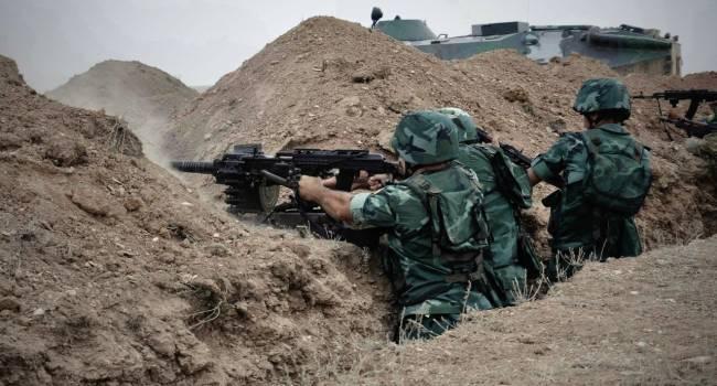 В Карабахе опять стрельба: Войска Азербайджана вступили в бой с сепаратистами при зачистке поселков