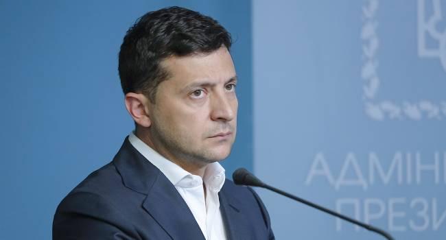 Огромные надежды, которые возлагались на Зеленского, быстро испарились, и сегодня страна находится на пороге катастрофы - Небоженко
