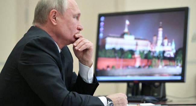 «Они видят, как приближается коллапс»: эксперт утверждает, что российские элиты уже готовы свергнуть Путина