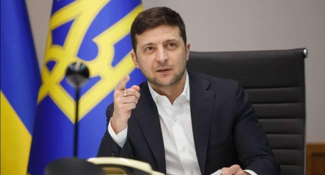 Блогер: «молодые реформаторы», которые уже имеют теплое местечко у власти, отмазывают Зеленского, что есть силы, мол он ничего не знает