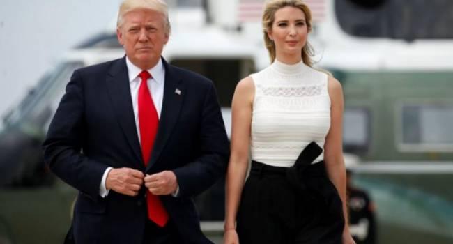 Вместо отца: Иванка Трамп заговорила о карьере в большой политике