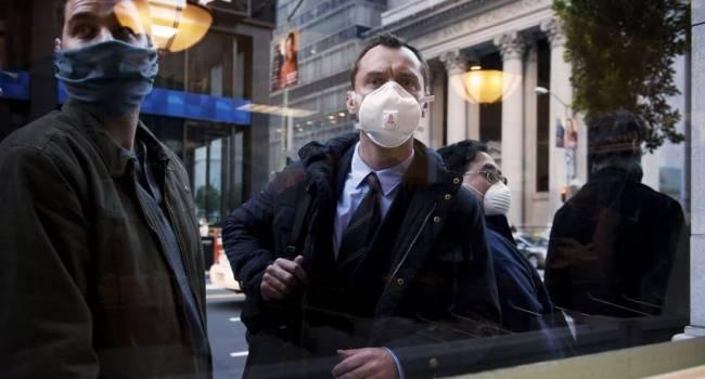 Звезда самого популярного в пандемию фильма рассказал о том, что знал об эпидемии еще 9 лет назад