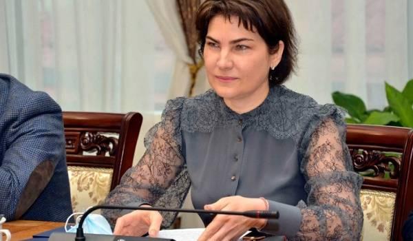 «Есть хорошая идея»: Венедиктова пожелала, чтобы депутаты Рады не могли ее уволить