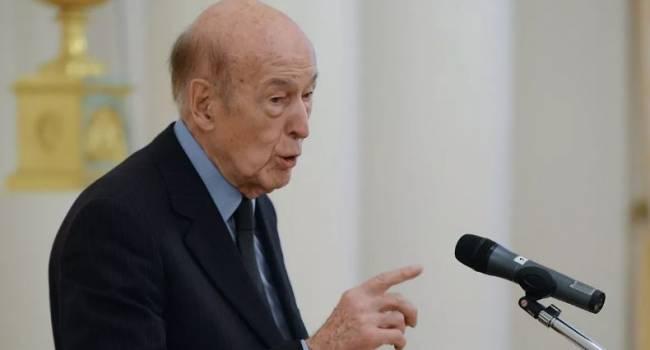«Крым - это Россия»: умерший от коронавируса экс-президент Франции выступал с жесткими заявлениями о полуострове