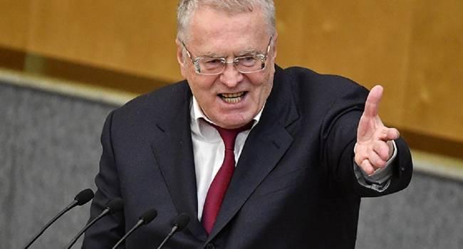 «Президенту конец, его снесут!»: Жириновский прокомментировал нападение США на Россию