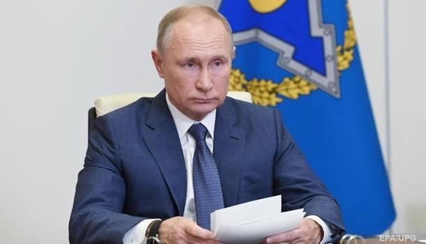Путин выразил надежду, что искусственный интеллект не станет президентом