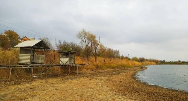 Оккупированная Макеевка превращается в Крым: Пруды пересохли, воды нет