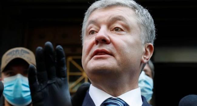 «В рейтинге он даже ниже Гройсмана»: телеведущий посоветовал не обращать внимания на заявления Порошенко