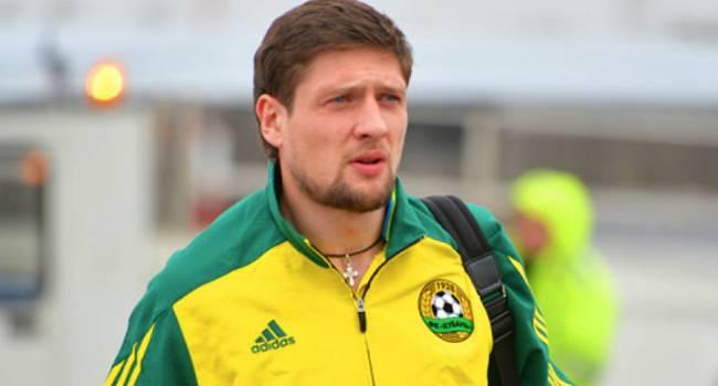 Футболист из Украины заявил о российской принадлежности Крыма