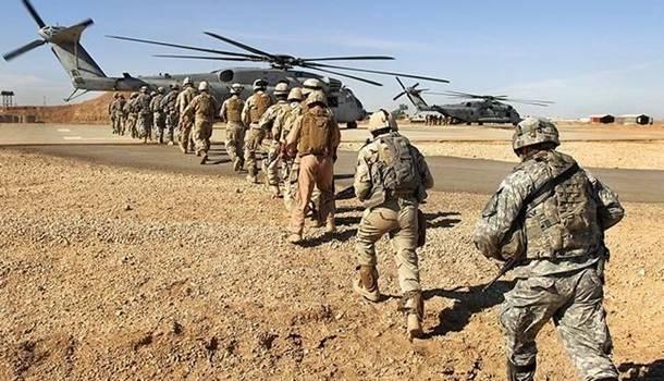 Трамп распорядился вывести американские войска из Сомали
