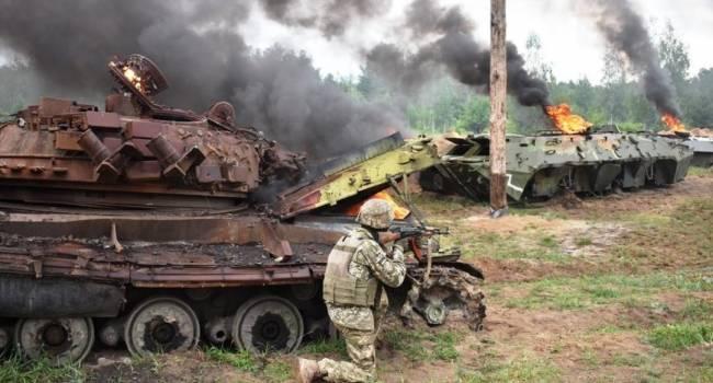 Бутусов прокомментировал заявление боевиков об убийстве войсками ВСУ двух наемников под Мариуполем
