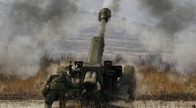 Артиллерия пошла в ход: Боевики обстреляли ВСУ из 120 и 122-мм калибров