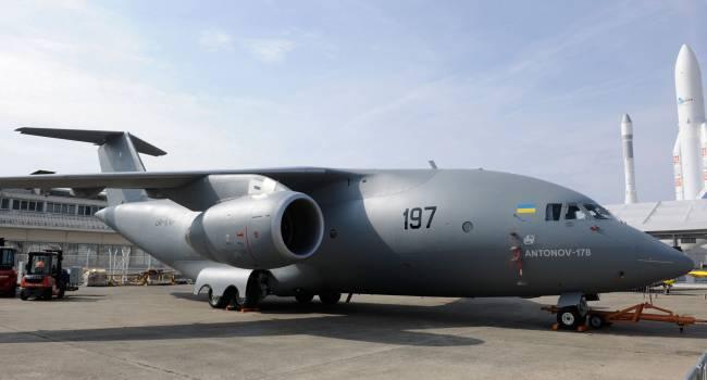 Армия Украины будет усилена новой авиацией: Минобороны сделало заказ на производство АН-178