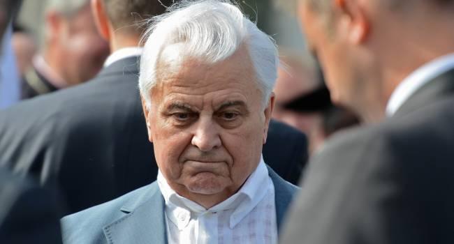 Выборы в ОРДЛО: Кравчук озвучил, какие условия нужно выполнить