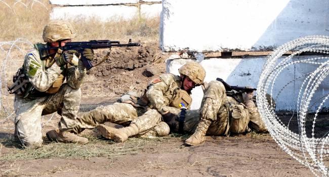 «Война на Донбассе закончилась?»: В штабе ООС рассказали о ситуации на передовой