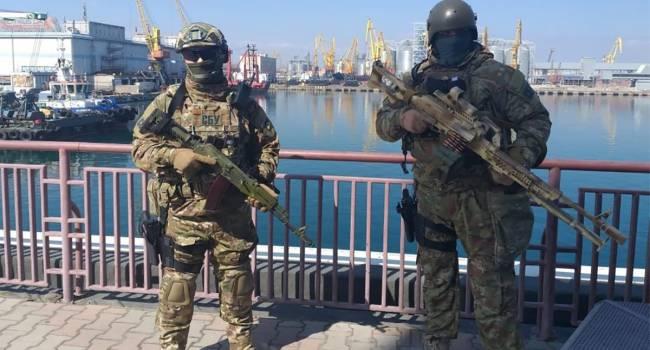Украина возобновляет засекреченную базу КГБ СССР в Одесской области