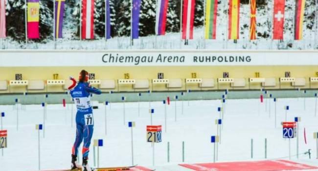 Рождественская гонка в Рупольдинге: стали известны имена биатлонистов-участников