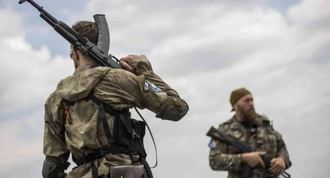 Офицер разведки: Боевики «ДНР» понесли очередные потери на Донбассе