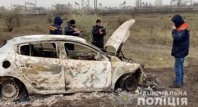 «11 ножевых и сожженная машина»: В Одесской области 17-летний преступник и его подельник жестко убили женщину-таксиста - видео
