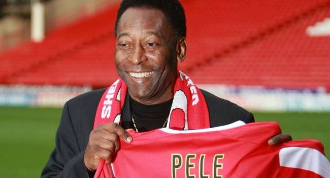 Легенда футбола Пеле обратился к Лионелю Месси после того, как тот побил его рекорд