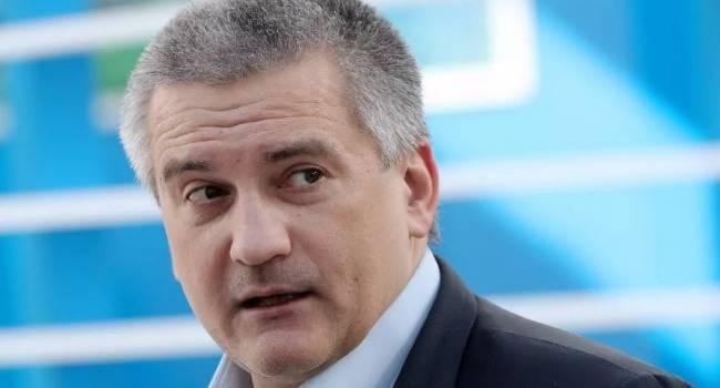 «Зря радуетесь - мы уже справлялись с блокадами»: Аксёнов резко обратился к Киеву на фоне проблем с водоснабжением