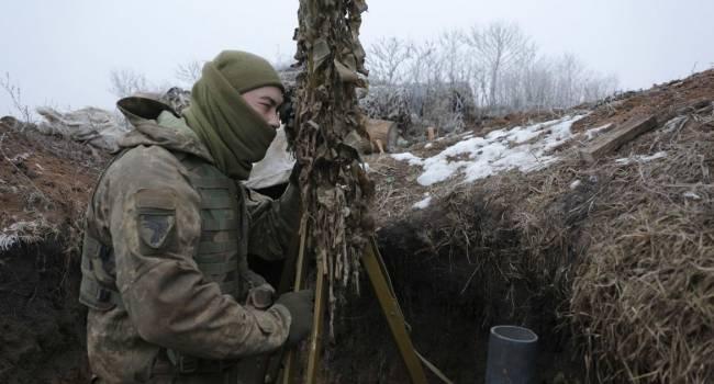 Оккупанты атаковали силы ООС, но «обломались». ВСУ дали достойный ответ, заставив врага замолчать