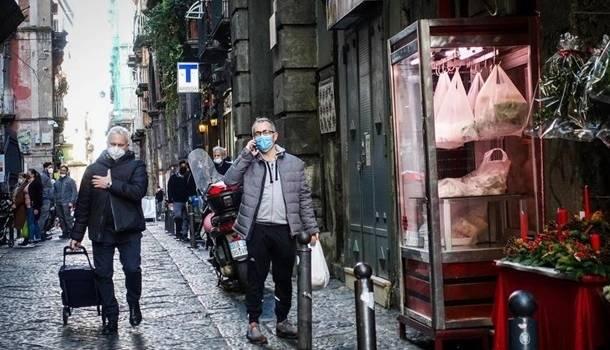 В европейских странах распространяется новый штамм коронавируса
