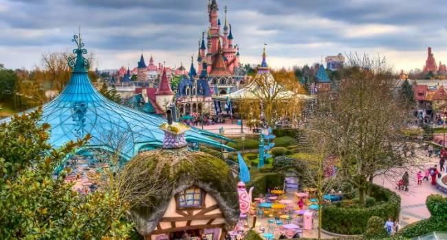 Спустя 30 лет после открытия: Диснейленд в Париже полностью реконструируют