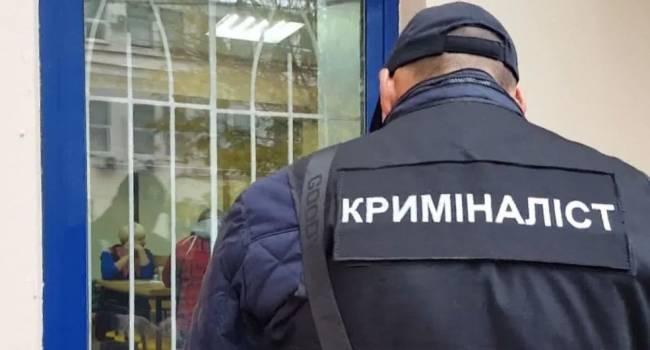 Опубликовано фото: В Одессе отец до смерти изрезал ножом собственного сына