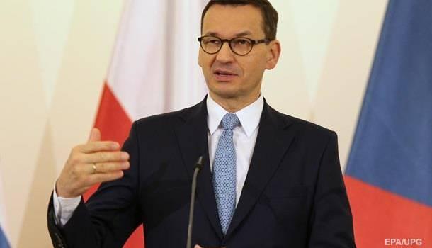 В Польше может начаться третья волна коронавируса – Моравецкий