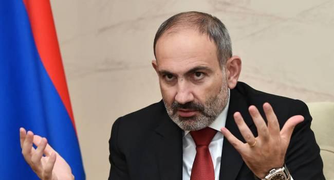 Отставка Пашиняна: Премьер-министр Армении хочет встретиться в парламентом