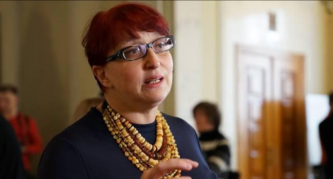 Тыщук: Третьякова озвучила очередную глупость – только полные идиоты могут говорить о возможности «накопительных пенсий» в Украине