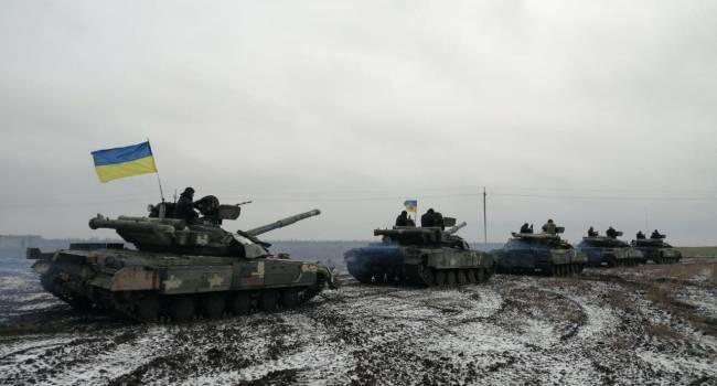 Танкисты ВСУ в Херсонской области отреагировали на «прорыв врага»