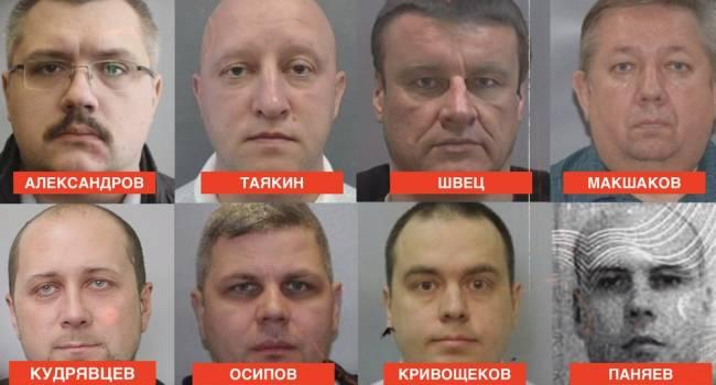«Их было 8 человек»: Навальный показал фото своих убийц и назвал их имена